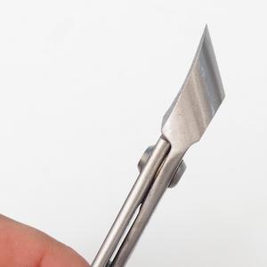 Pliers oblique shohinové 18.5 cm + FREE BAG
