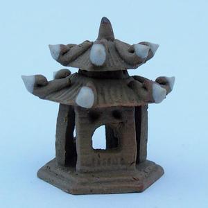 Ceramic figurine Arbour-S-18