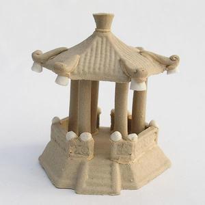 Ceramic figurine - Arbour S-3