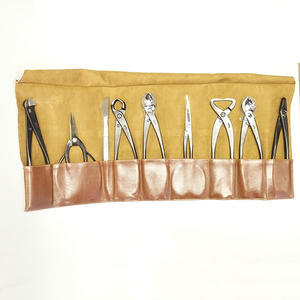 Tools set 9 pcs black + Case FREE