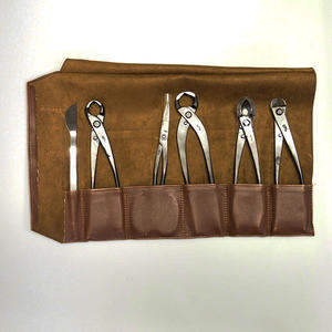 Tool set 6 pcs black + Case FREE