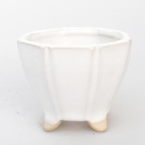 Ceramic bonsai bowl 2nd quality - fired in gas oven 1240 ° C