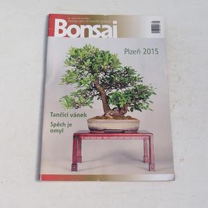 Bonsai magazine - ČBA 2015 / 2-3