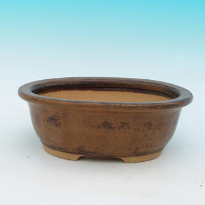 bonsai bowl CEJ 20, dark brown