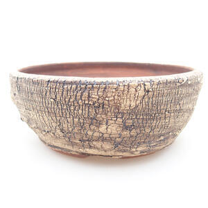 Ceramic bowl bonsai T04212