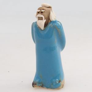 Ceramic figurine - sage