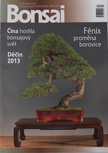 Bonsai magazine - CBA 2012-2
