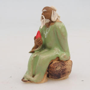 Ceramic figurine - sage