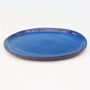 Bonsai tray of water H 30, blue