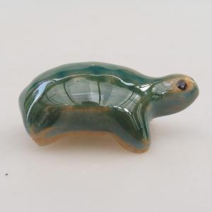 Ceramic figurine - small turtle