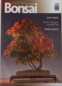 Bonsai magazine - CBA 2011-3