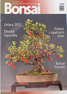 Bonsai magazine - CBA 2012-3