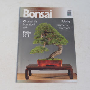 Bonsai magazine - CBA 2013-4