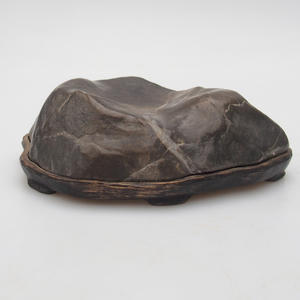 Suiseki - Stone with DAI (wooden mat)