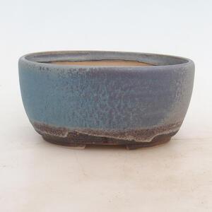 Bonsai miska 19 x 13,5 x 9 cm, barva modrá