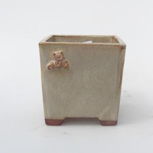 Ceramic bonsai bowl - CAT