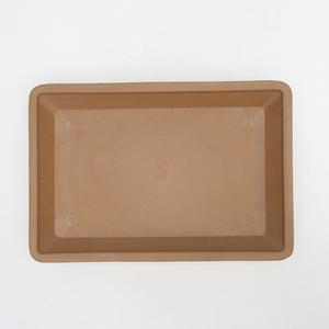 Bonsai podmiska plastic PP-2 - beige