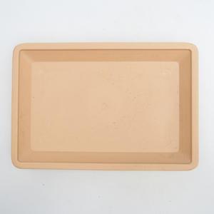 Bonsai podmiska plastic PP-2 - creamy