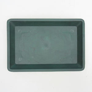 Bonsai plastic pod-PP-2 - green