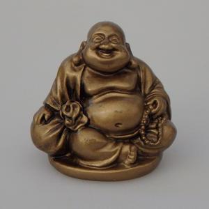 Buddha little golden