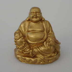 Buddha medium gold
