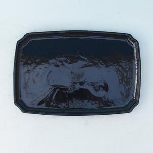 Bonsai tray of water H 07p, black