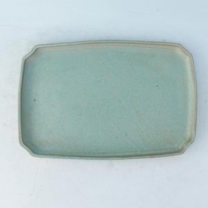 Bonsai tray of water H 07p, green