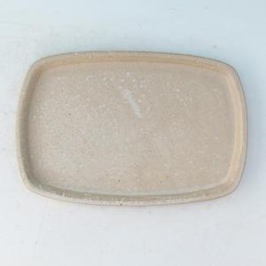 Bonsai water tray H 02 - 17 x 12 x 1 cm