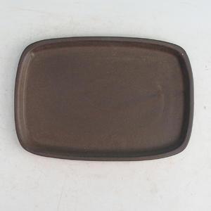Bonsai tray of water H 08p, Brown