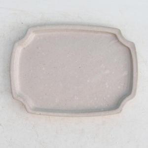 Bonsai tray of water H 17, beige
