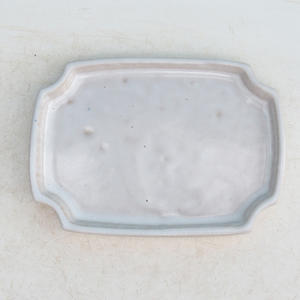 Bonsai tray of water H 17, white