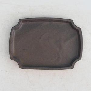 Bonsai tray of water H 17, Brown
