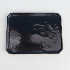 Bonsai tray of water H 20, black
