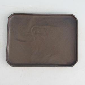 Bonsai tray of water H 20, Brown