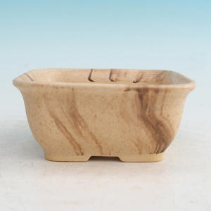 Bonsai ceramic bowl H 36, beige