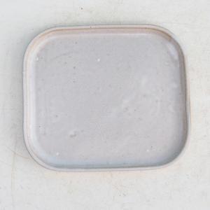 Bonsai tray of water H 38, white