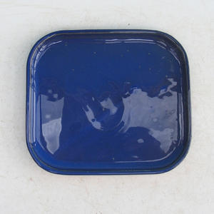 Bonsai tray of water H 36, blue