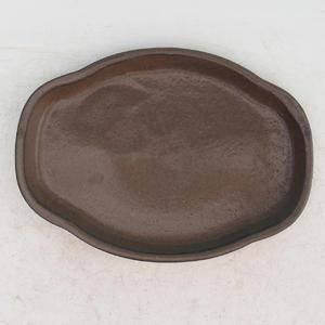 Bonsai water tray H 05 - 10 x 7,5 x 1 cm