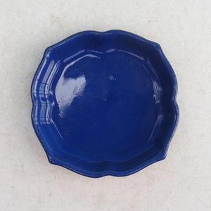 Bonsai tray of water H 95, blue