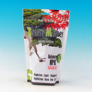 Bonsai Master Fertilizer NPK 100 grams