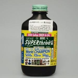 Super Thrive 120 ml