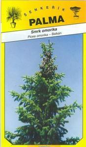 Omorika Spruce - Picea omorika