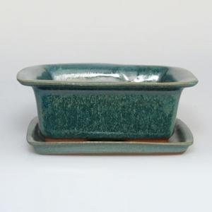 Bonsai bowl tray of water H11 +
