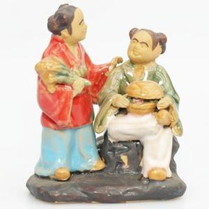 Ceramic figurines FG-06