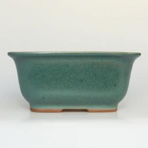 Ceramic bonsai bowl H 36 - 17 x 15 x 8 cm