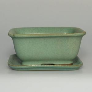 Bonsai bowl tray of water H38 +