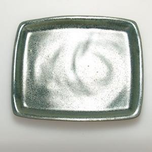 Bonsai tray H11 - 11 x 9,5 x 1 cm
