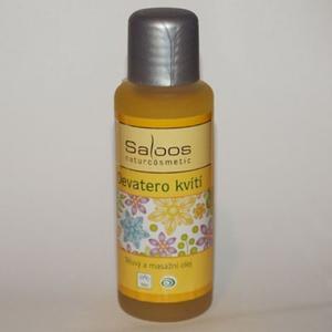 Massage Oil - Devatero flowers