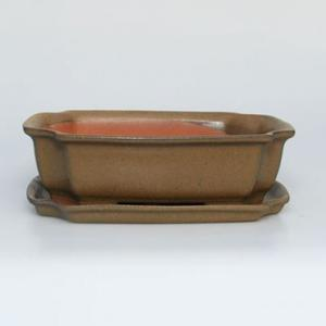 Bonsai pot podmiska + H17
