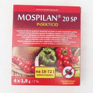 Mospilan 20SP 2 x 1.8 g